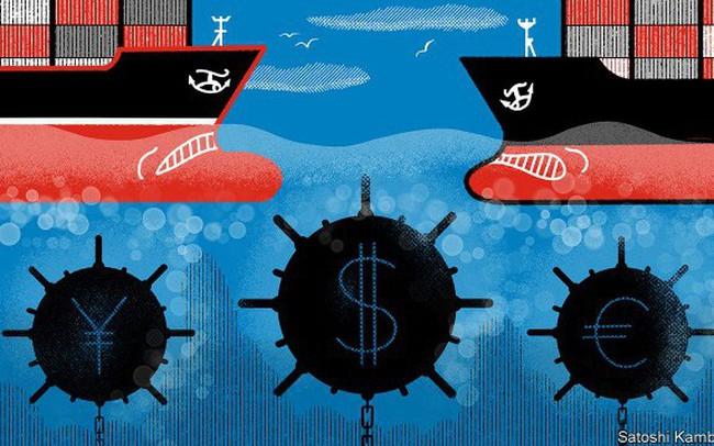Economist: Lãi suất thấp và tăng trưởng yếu ớt sẽ là ngòi châm cho chiến tranh tiền tệ