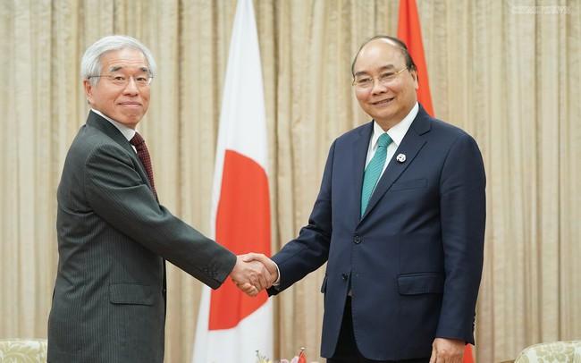 Ngân hàng J.Trust của Nhật Bản muốn tham gia tái cơ cấu ngân hàng tại Việt Nam