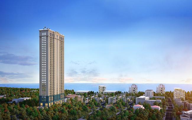 Alphanam xây cao ốc 40 tầng tại trung tâm thành phố Quy Nhơn