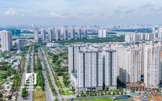 TPHCM: Nhu cầu mua căn hộ để cho thuê vẫn đang tăng mạnh