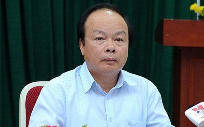 Thứ trưởng Bộ Tài chính Huỳnh Quang Hải bị thi hành kỷ luật vì vi phạm phẩm chất đạo đức, lối sống