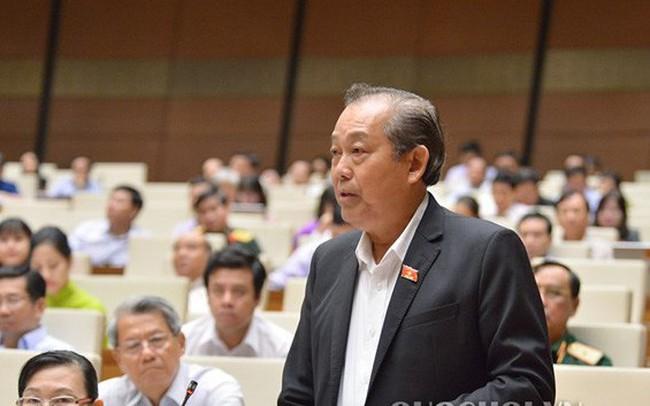 Phó Thủ tướng thường trực Trương Hòa Bình nói gì về việc uống rượu, bia khi tham gia giao thông?