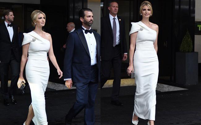 """Ngày thứ 3 tại Anh, Ivanka Trump tiếp tục làm chao đảo giới truyền thông, """"lấn át"""" cả gia đình Hoàng gia bằng màn thể hiện xuất chúng"""