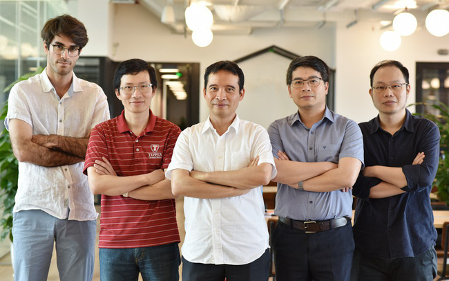 VinAI Research: 10 nhân sự có 3 người đến từ thung lũng Silicon, 3 người từng được giải Toán quốc tế