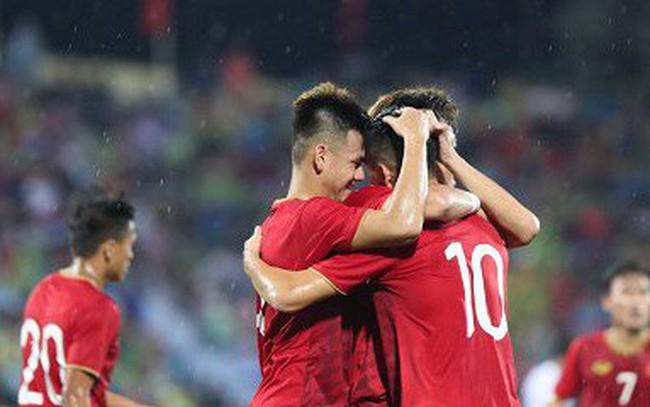 Thắng dễ Myanmar, U23 Việt Nam chạy đà hoàn hảo cho SEA Games