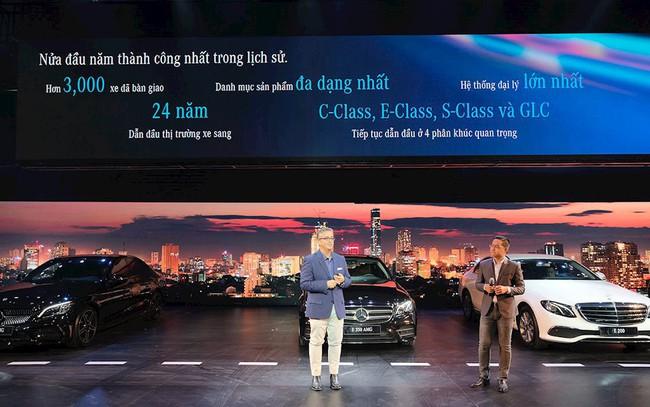 Tân Tổng Giám đốc Mercedes-Benz Việt Nam và những kì vọng mới ở thị trường Việt Nam
