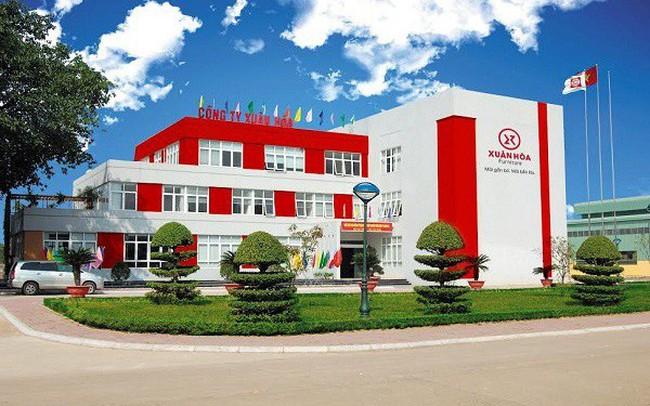 Nội thất Xuân Hòa (XHC): Cổ phiếu tăng gấp rưỡi trong vòng 2 tháng, chia cổ tức tiềm mặt tỷ lệ 30%