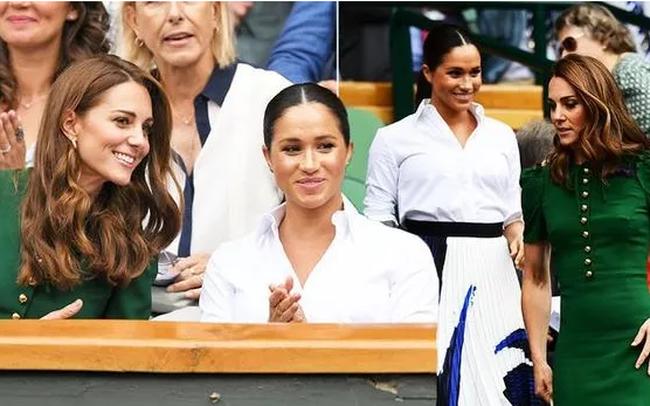 Màn so găng gây thất vọng giữa Công nương Kate và em dâu Meghan trong sự kiện mới nhất: Người bị chê quê mùa, kẻ bị kêu trông thật khủng khiếp