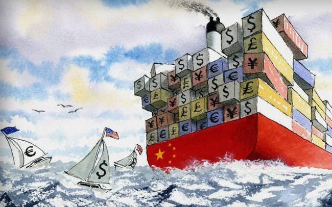 """Các ngân hàng trung ương """"phát ốm"""" vì phải giải cứu kinh tế thế giới một mình"""