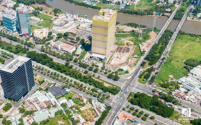 Sắp khởi công dự án hầm chui 3 tầng khu Nam Sài Gòn, BĐS nơi đây sẽ hưởng lợi