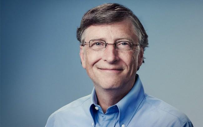 Bill Gates không còn là người giàu thứ hai thế giới