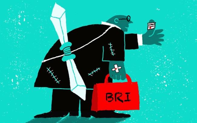 """""""Bẫy nợ ngoại giao"""" cùng rủi ro mà các nước gánh chịu và cái giá Bắc Kinh phải trả khi triển khai Sáng kiến Vành đai, Con đường"""