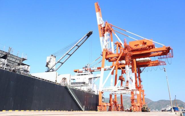 Cảng Quy Nhơn: Doanh thu nửa đầu năm đạt 241 tỷ, dịch vụ cảng tăng tốt với 43% - ảnh 1