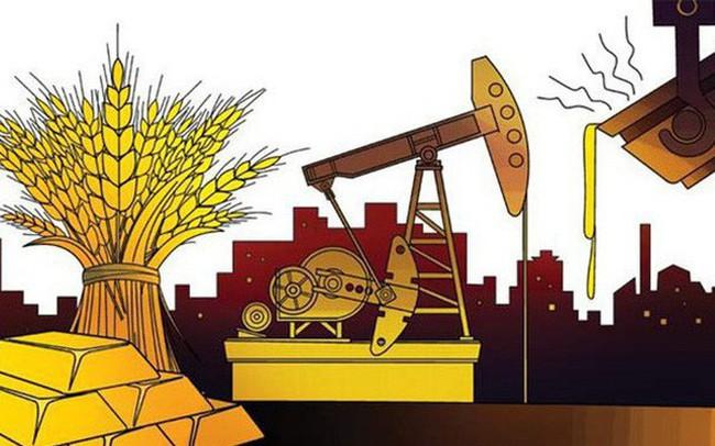 Thị trường ngày 25/07: Giá thép giảm phiên thứ 6 liên tiếp, quặng sắt cũng rớt mạnh, vàng bật tăng