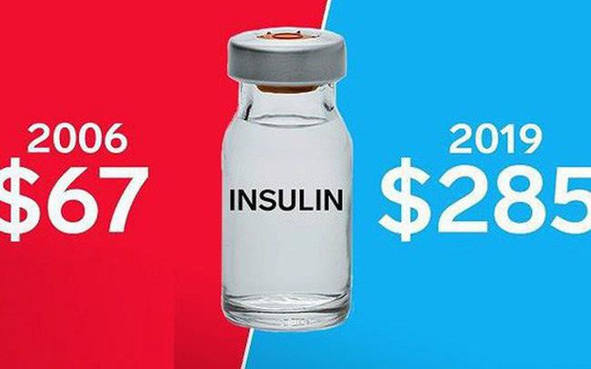 """""""Cha đẻ"""" Insulin bán nghiên cứu với giá 1 USD, nhưng các tập đoàn sản xuất Insulin lại liên tục tăng giá, đẩy người nghèo Mỹ đến cái chết?"""
