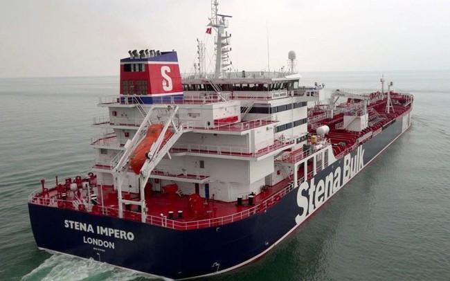 Iran bắt tàu chở dầu của Anh, eo biển Hormuz căng thẳng