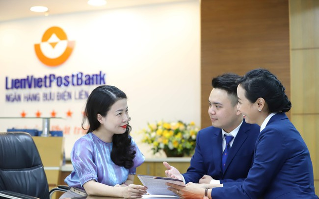 LienVietPostBank lãi trước thuế 1.117 tỷ đồng trong 6 tháng đầu năm 2019, tăng 81% so với cùng kỳ