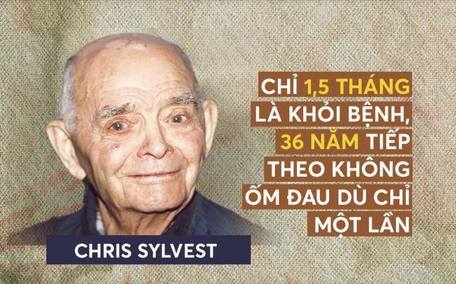 """Cụ ông đã """"sống lại"""" cuộc đời mới tới 92 tuổi nhờ 1 động tác Yoga: Cơ thể khỏe như 25 tuổi"""