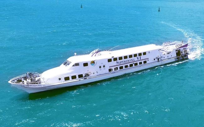 Tàu cao tốc Superdong Kiên Giang (SKG): 6 tháng lãi 74 tỷ đồng, giảm 27% cùng kỳ