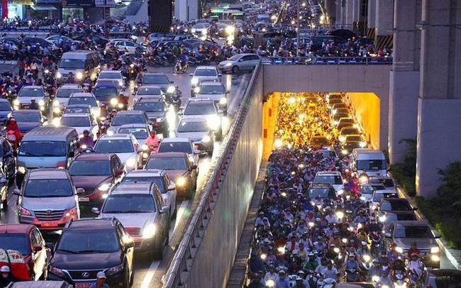 Hà Nội có kế hoạch thu phí phương tiện vào nội đô
