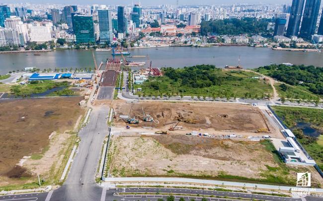 """TPHCM tiếp tục đưa 9 lô đất """"vàng"""" tại Thủ Thiêm ra đấu giá"""