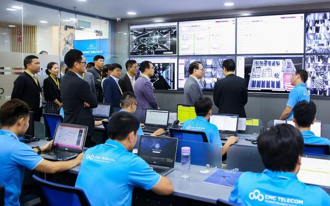 Samsung SDS hợp tác chiến lược toàn diện với CMC về chuyển đổi số, xây dựng nhà máy thông minh tại Việt Nam