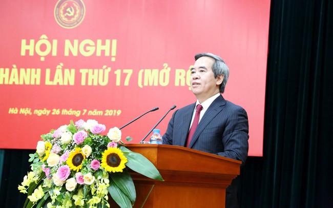 """Ông Nguyễn Văn Bình: Doanh nghiệp tư nhân và doanh nghiệp nhà nước """"cứ mơ về nhau"""""""