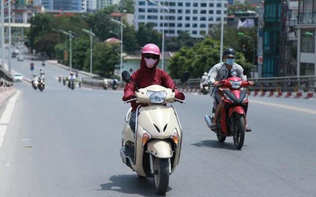 Hôm nay, chỉ số tia UV tại Hà Nội và Đà Nẵng ở mức nguy hại