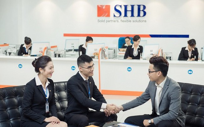 SHB: Lợi nhuận trước thuế 6 tháng đạt 1.560 tỷ đồng, tăng 52% so với cùng kỳ