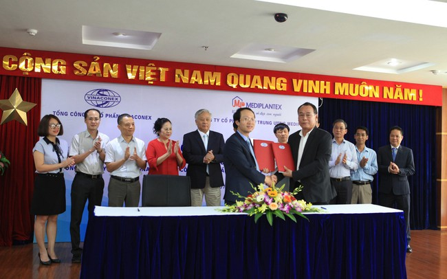 Vinaconex chào đón nhà đầu tư dược phẩm vào khu công nghiệp công nghệ cao 2