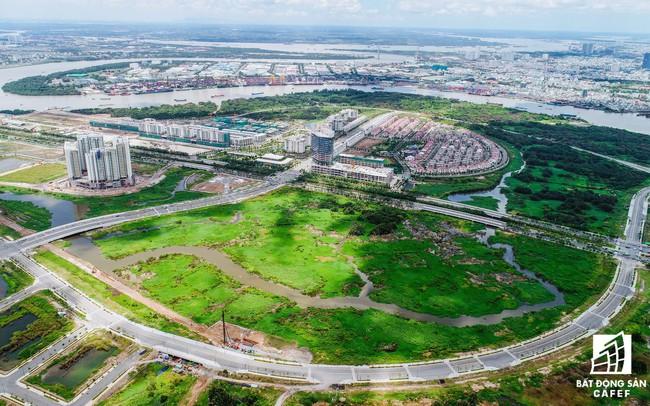 Các dự án của Đại Quang Minh ở Thủ Thiêm sai phạm như thế nào?