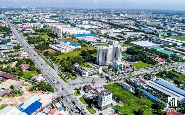 Đánh giá tiềm năng của bất động sản Long An, Đồng Nai, Bà Rịa – Vũng Tàu và Bình Dương