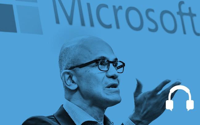 """PwC: """"Vượt mặt"""" Apple và Amazon, Microsoft trở thành công ty có mức vốn hoá lớn nhất thế giới năm 2019"""
