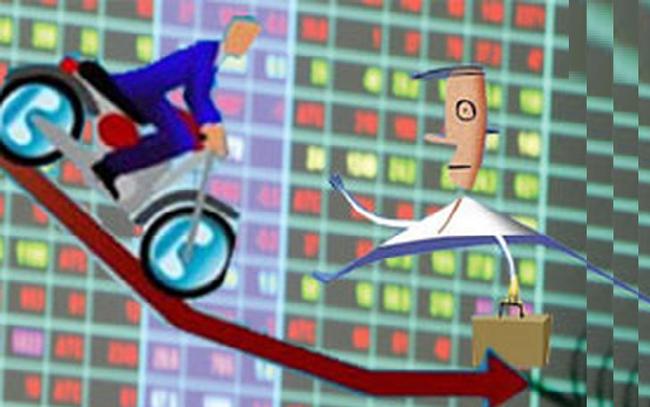 Hàng loạt cổ phiếu từng nổi danh trên TTCK đang ở vùng giá thấp nhất lịch sử