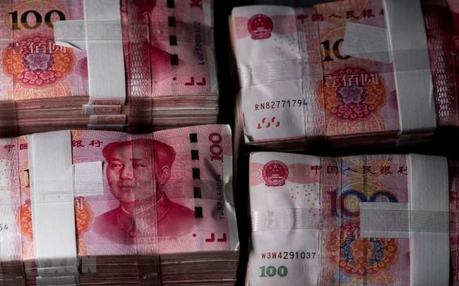 Đồng Nhân dân tệ của Trung Quốc sụt giá phiên thứ ba liên tiếp