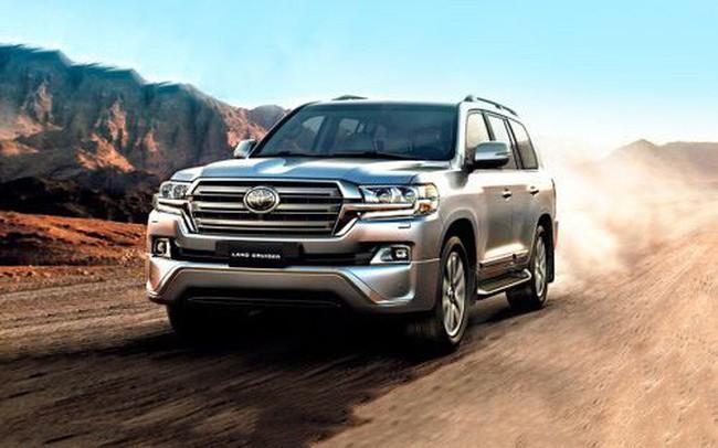 Top 10 ô tô bán chậm nhất tháng 7/2019: Chủ yếu đến từ Toyota, Ford và Isuzu