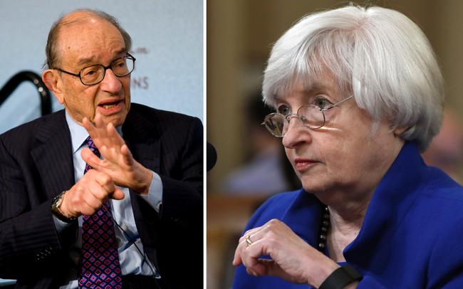Hai cựu chủ tịch Fed: Thị trường có thể đang 'lầm tưởng' về dấu hiệu cảnh báo suy thoái từ đường cong lợi suất!