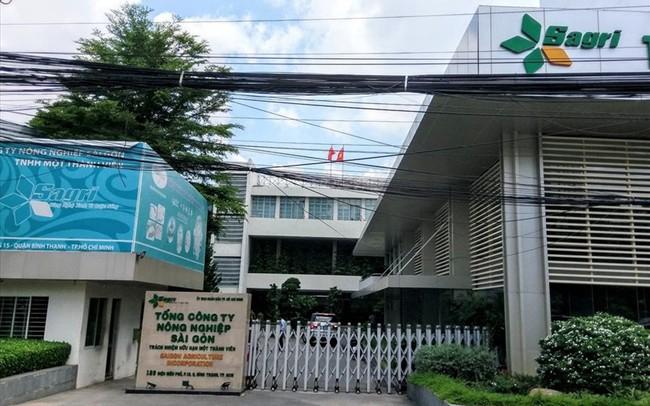 Kỷ luật hàng loạt lãnh đạo Tổng Công ty Nông nghiệp Sài Gòn