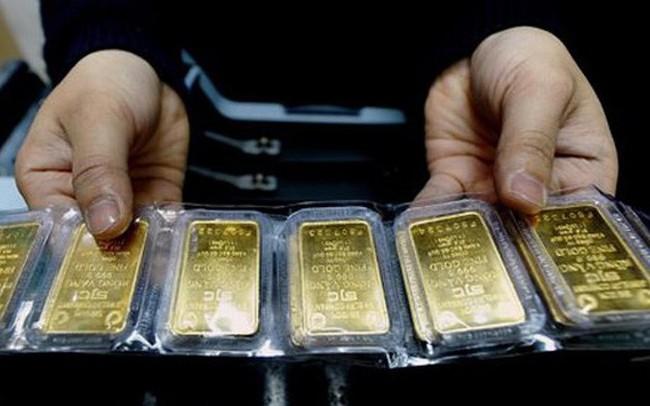 Giá vàng thay đổi chóng mặt, bất ngờ đảo chiều tăng mạnh lên 40 triệu đồng/lượng