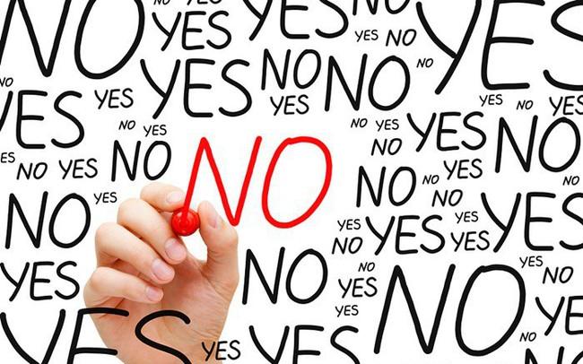 Người thành công phải biết nói lời từ chối: Kỹ năng quan trọng nhưng không phải ai cũng làm chủ được