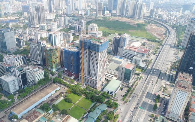 Trong vòng 10 năm qua, khu Tây Hà Nội liên tục dẫn đầu thị trường BĐS về nguồn cung chung cư - ảnh 1