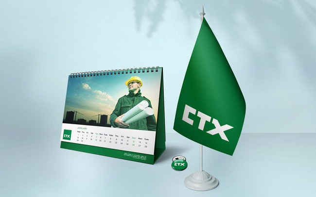 """CTX Holdings dùng hết """"của để dành"""" để phát hành cổ phiếu thưởng tỷ lệ 200%"""