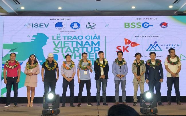Chủ nhân ý tưởng T-Farm - Khu vườn trong nhà thắng lớn tại  Vietnam Startup Wheel 2019 - ảnh 1