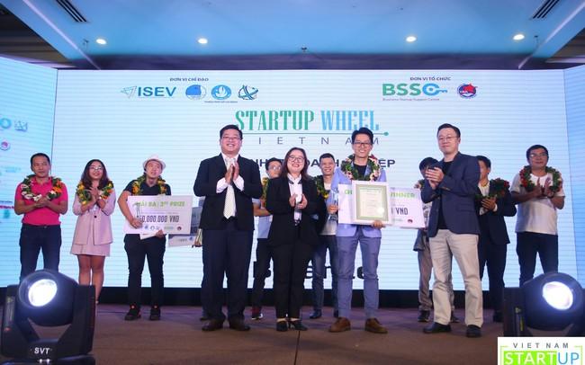 Điểm mặt 2 giải nhất cuộc thi Vietnam Startup Wheel 2019: T-Farm bán máy trồng cây bất chấp điều kiện khí hậu, AirIoT giúp tiết kiệm 30% điện tại các căn hộ cho thuê Airbnb