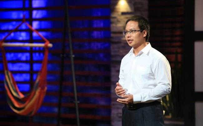 Startup bị shark Bình gọi là ngáo: bán khung sắt thu về 1 tỷ/tháng, tự định giá công ty lên đến 1.000 tỷ đồng - ảnh 1