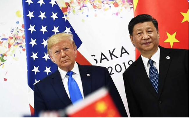 Trung Quốc mất vị trí đối tác thương mại hàng đầu của Mỹ