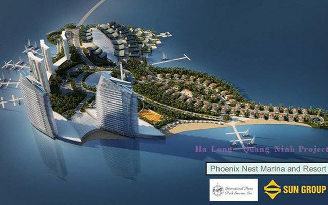 Hạ Long sẽ có tòa cao ốc 99 tầng ven biển