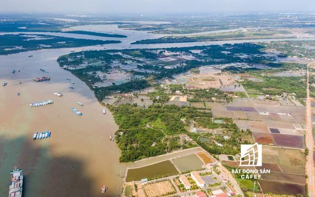 Hàng loạt dự án khu đô thị mới rầm rộ đầu tư ở Nhơn Trạch đón đầu sân bay Long Thành