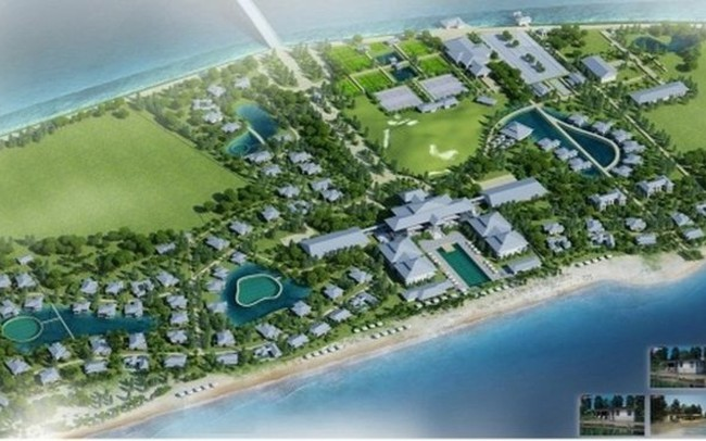 Quảng Ngãi xem xét chủ trương cho giãn tiến độ dự án Khu nghỉ dưỡng sinh thái Ánh Vân