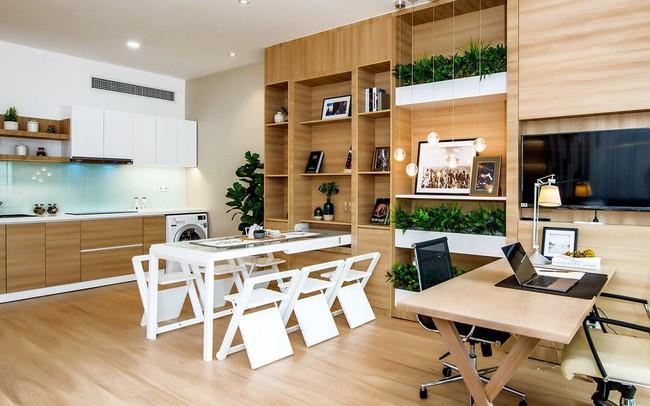 Căn hộ Officetel cao cấp 50m2 ở khu sầm uất Phú Mỹ Hưng, Thảo Điền cho thuê 20-30 triệu đồng một tháng